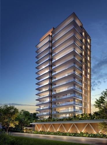 Apartamento Residencial Para Venda, Ibirapuera, São Paulo - Ap8283. - Ap8283-inc