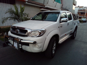 Toyota Hilux Motor 2.7 Tr 4x4 Blanco