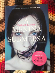 Livro A Menina Submersa