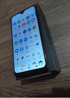 Motorola Moto G7 Plus Rubi
