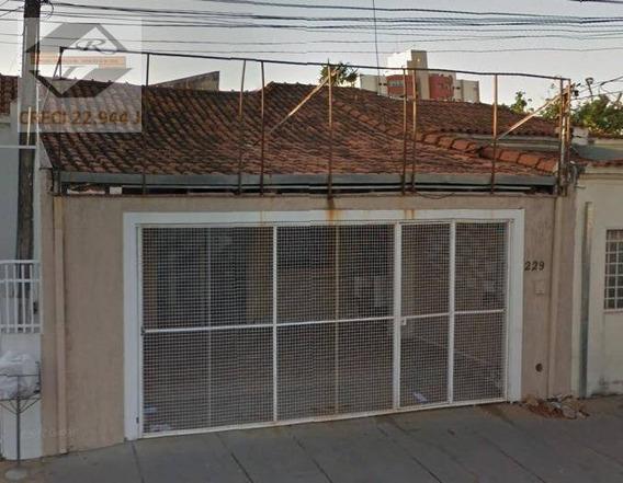 Casa Com 2 Dormitórios À Venda, 87 M² Por R$ 174.168,01 - Centro - Bauru/sp - Ca0867