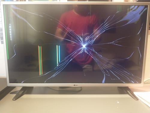 Televisor LG 32 Led , Rota La Pantalla Para Reparar.