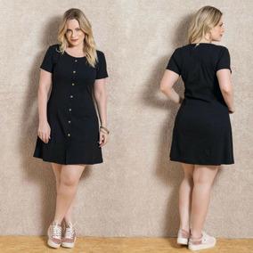 Vestidos Femininos Evangélicos Lindos Plus Size Gordinha Top