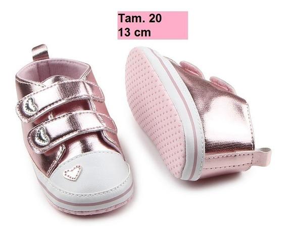 Tênis Bebê Lindo Tam. 20 Menina - Stocklar
