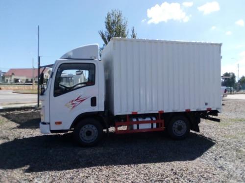 Camión Faw 1040 Box - 0km - Grupoaler