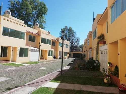 Casa En Condominio Horizontal Candelaria Coyoacan
