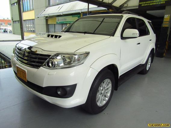 Toyota Fortuner Plus