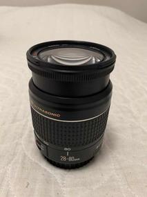 Lente Canon Ultrasonic 28-80 Mm - Excelente Estado
