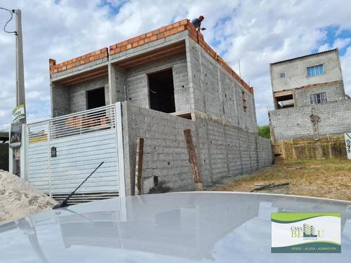 Casa Com 2 Dormitórios À Venda, 70 M² Por R$ 260.000,00 - Jardim Santo Antonio - Franco Da Rocha/sp - Ca0630