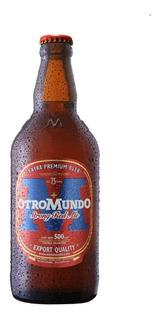Cerveza Otro Mundo Strong Red Ale 500cc X12