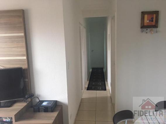 Apartamento Para Venda Em São Paulo, Tatuapé, 3 Dormitórios, 2 Banheiros, 2 Vagas - 150335