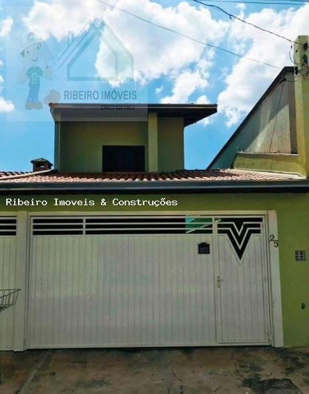 Casa Para Venda Em Cajamar, Paraíso (polvilho) - 0246_2-757069