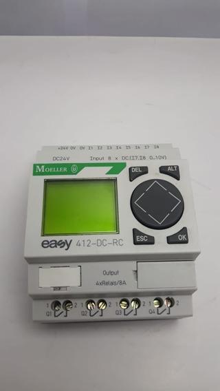 Relé Moeller Easy 412-dc-rc