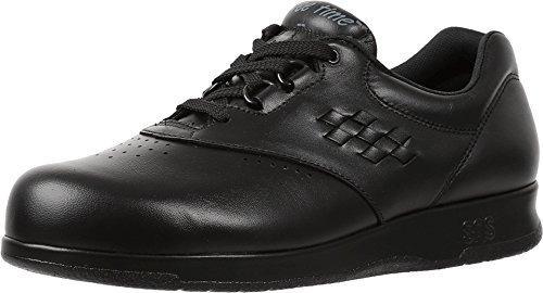 Zapato De Confort Freetime Sas Para Mujer, Negro, 7w