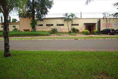 Armazém/barracão Em Jaboticabal Bairro Sorocabano - V132000