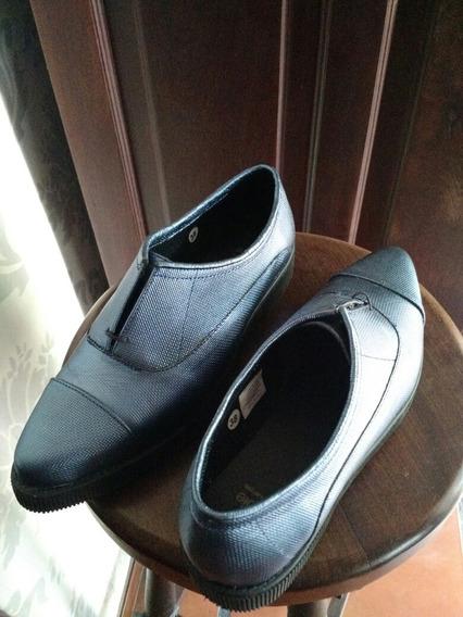 Zapatos American Pie Escamados 38 Nuevos Sin Uso Suela Goma