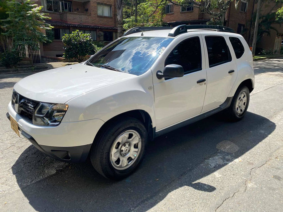 Renault Duster Expression 4x4 2017