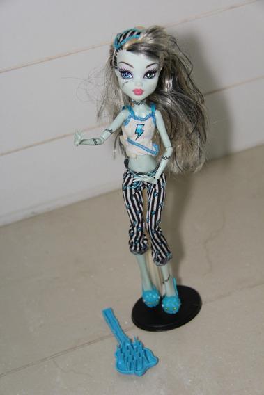 Monster High - Frankie Stein - Coleção Do Pijama