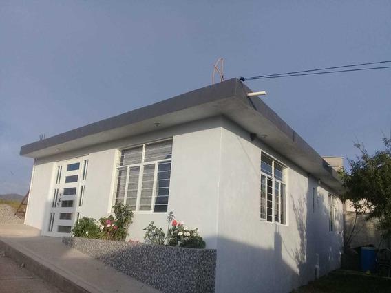 Casa 2 Recamaras Con Closet Y Todos Los Servicios.