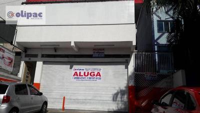 Salão Comercial No Bairro Dos Pimentas - Sl0066