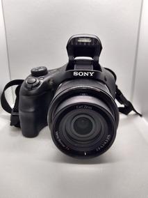 Câmera Semi-profissional Sony Cyber Shot Dsc-hx300