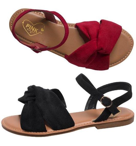 Sandalias Dama Pink By Price Shoes Kit 2 Pares 833094