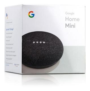 Google Home Mini Asistente Virtual Spotify Netflix Youtube