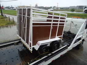 Reboque, Carretinha 01 Cavalo Mod. Cargo