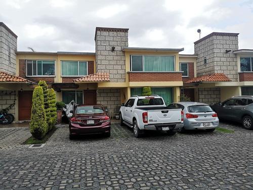 Imagen 1 de 30 de Venta De Casa En Residencial La Antigua, Metepec