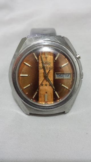 Relógio Masculino De Pulso Automático Orient