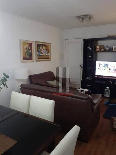 Apartamento Com 2 Dormitórios À Venda, 68 M² Por R$ 430.000 - Mooca - São Paulo/sp - Ap2990