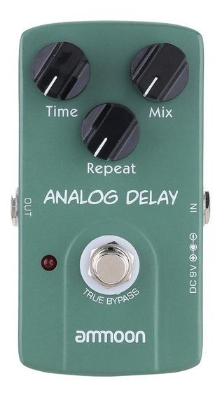 Pedal Analog Delay Ap07 Ammoon Pronta Entrega