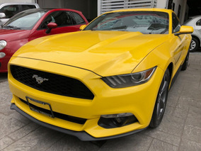 Ford Mustang 3.8 Coupe 3.7 V6 At 2016 Amarillo
