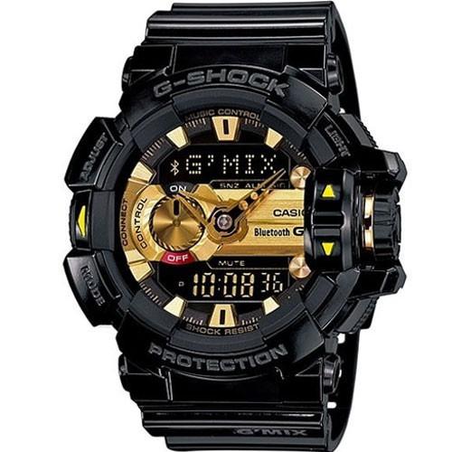 Relógio Casio Masculino G-shock Gba-400-1a9dr G-mix Original