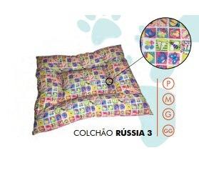Colchao Russia 3 G 60x70cm