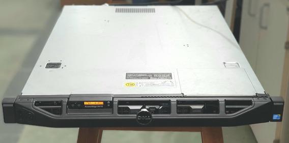Servidor Dell R410 - 16 Gb De Memória - 3 Tb De Hd