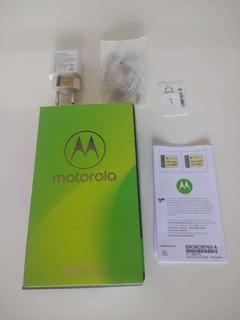 Celular Moto G6 32gb+ 3ram Com Caixa, Fone Orig. (impecável)
