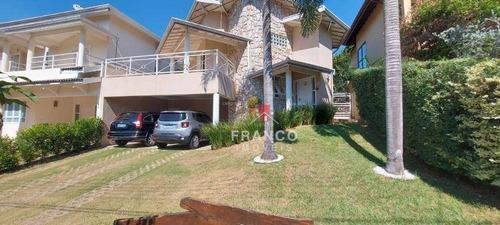 Casa Para Venda E Locação No Condomínio Reserva Colonial Em Valinhos - Sp - Ca0528