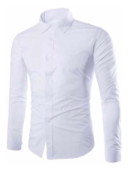 Camisas Rochas Regular Fit