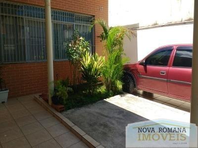 Casa Residencial Para Venda, Vila Piauí, São Paulo. - 577