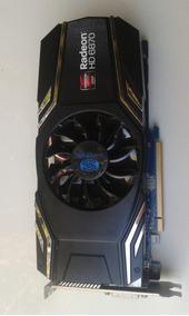 Placa Vídeo Amd Radeon Hd 6870 Gamer Gddr5 Hiper Conservada