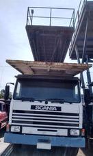 Scania Scania P93 Plataforma Elevatória