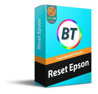 Reset Epson Tx - Libre De Virus - Activación Trial