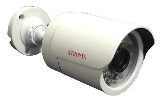 Câmera De Segurança Infra Vermelho 20 Metros Externa 850 Tvl