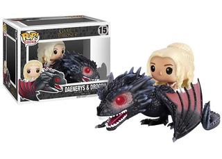 Pop! Rides: Game Of Thrones Drogon & Targaryen