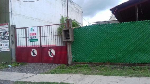 Rento Terreno Comercial De 300 Metros Cuadrados