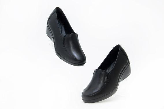 Zapatos Bonitos Dama Flexi 45204 Negro 100% Originales!!
