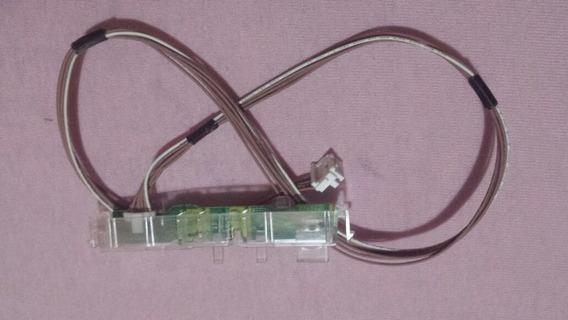 Sensor Placa Sensor Do Remoto Panasonic Tc-l39em6b