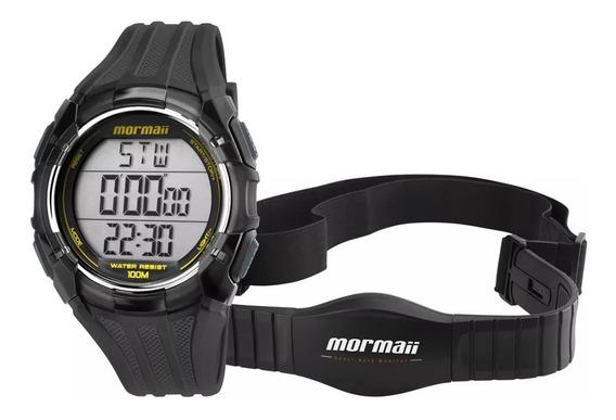 Relógio Digital Mormaii Monitor Cardíaco Mo11558a/8a