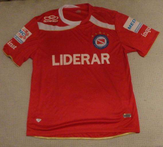 Camiseta De Argentinos Juniors Marca Olympikus, Talle S